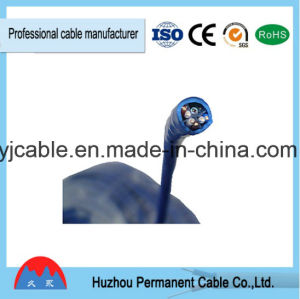 8c 4p 24AWG Category 6 Cable Indoor STP LAN Cable pictures & photos