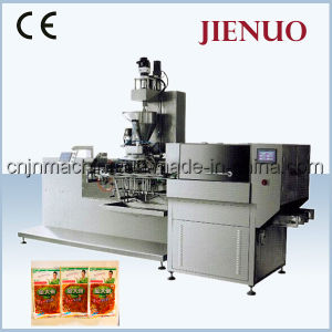 CE Approved Automatic Vacuum Granular Pickles Packing Machine pictures & photos