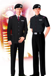 Guard Uniform, Security Uniform Clothes -003 pictures & photos