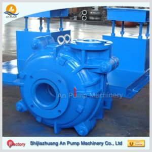Horizontal Single Stage Smalll Belt Driven Centrifugal Slurry Pump pictures & photos