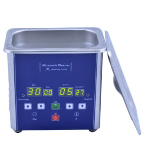 Cleaning Machine/Glasses Cleaner Ud50sh-0.7lq with Timer and Heating
