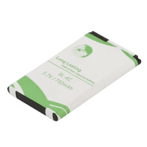 3.7V 500mAh Li-ion Rechargeable Battery (BL-4C with 423450AR) for Nokia Replacement