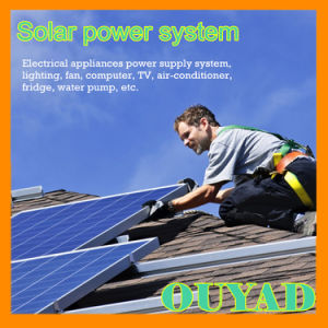 High Efficiency 5kw Home Use Solar System pictures & photos