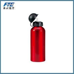Aluminium Sports Water Bottle Custom Aluminiun Bottle with UR Logo pictures & photos