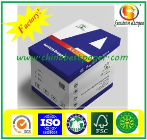 OEM Uncoated A4 Copy Paper 80g pictures & photos