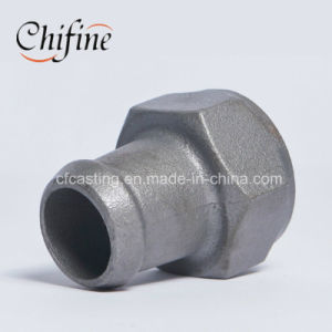 Custom Alloy Connector Fittings by Investment Casting pictures & photos
