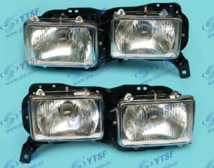 High Quality Isuzu Auto Parts Head Lamp Assy pictures & photos