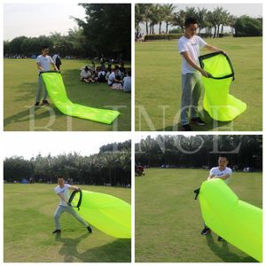 Nylon Ripstop Air Lounger Camping Sleeping Lay Bag Inflatable Sofa Lay Bag pictures & photos