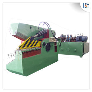 Hydraulic Metal Cutting Shear Machine pictures & photos