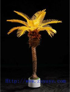 Yaye Top Sell LED Palm Tree, Indoor LED Palm Tree for Office/Home Decoration pictures & photos
