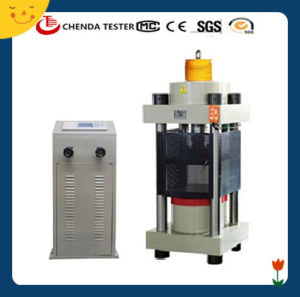 2000kn Steel Ball Compression Testing Machine