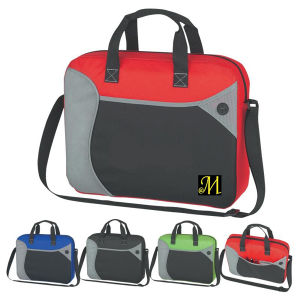 Low Price New Design Single Strap Briefcase for Promotion pictures & photos