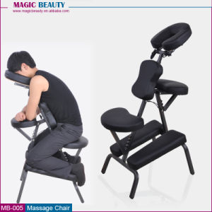 MB-005 Cheap Portable Massage Chair Tattoo SPA Chair with Free Carry Case pictures & photos