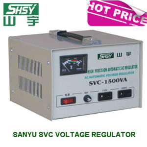 Automatic Compensation AC Voltage Regulator/Voltage Stabilizer (1.5kVA -90kVA SVC series) pictures & photos