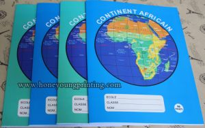 Various Choices Softcover Notebook for Primary School