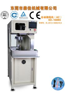 Automatic Power Cable Twist Tying Machine with SMC Cylinder pictures & photos