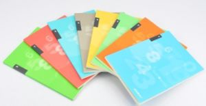 Custom Printed Softcover School Notebook pictures & photos
