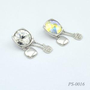 925 Silver Pendant Crystal Fashion Jewelry