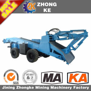 Crawler Type Slag Removing Machine