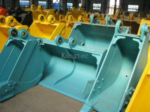 Standard Bucket 1200mm Width for Kobelco (SK200) pictures & photos