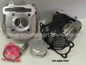 Gy6 170CC Big Bore Kits (GY6-57-63mm Cylinder Kits) pictures & photos
