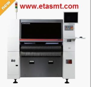 SMT Pick and Place Machine Original Samsung From Korea pictures & photos