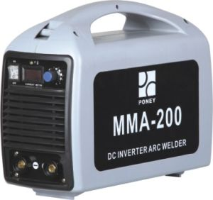 Mosfet Inverter DC MMA Welding Machine pictures & photos