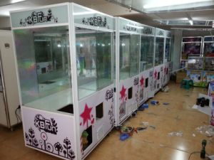 Kb Fun Crane Claw Game Machine for Sale pictures & photos
