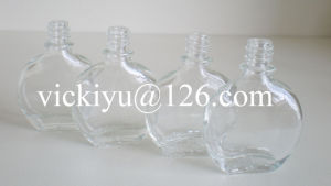 5ml Square Glass Bottles for Nail Polish, Cosmetics pictures & photos