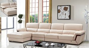 2016 Lizz Sofa Living Room Leather Sofa A8058 pictures & photos
