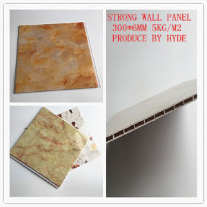 2016 Competitive PVC Wall Panel China Manufacturer (RN-138) pictures & photos