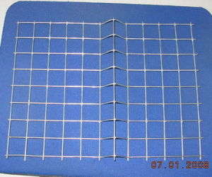 Electro Galvanized Iron Welded Wire Mesh Fence (anjia-820) pictures & photos