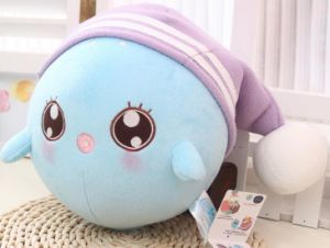 Hot Sell Popular Cute Plush Emoji Pillows pictures & photos