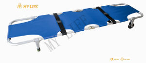 Aluminum Alloy Foldable Stretcher Folding Stretcher (TD01010)