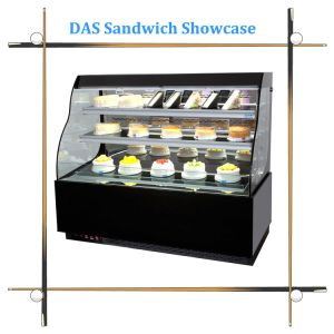 New Hot Sale Sandwich Showcase