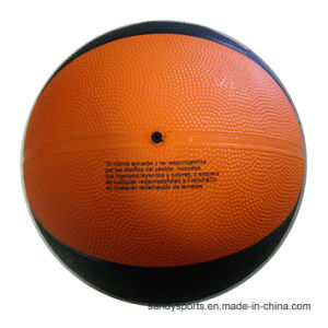 Custom Design Size 5 Rubber Basketball pictures & photos