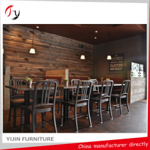 Modern Stacking Outdoor Garden Restaurant Bar Hotel Dining Chair (NC-01) pictures & photos
