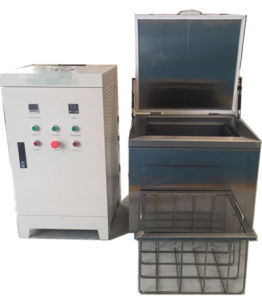 Auto-Maintenance Ultrasonic Cleaner (BK-2400) pictures & photos