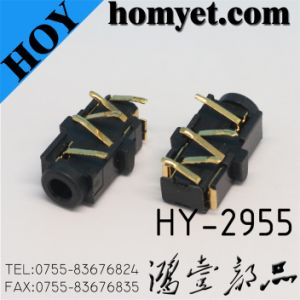 China Manufacturer Phone Jack/Phone Socket (Hy-2955) pictures & photos