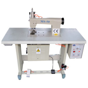 Ultrasonic Lace Sewing Machine pictures & photos