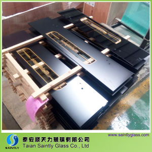 4mm-6mm Toughened Float Glass Panel for Home Appliance pictures & photos