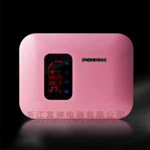 Digital Istant Electric Water Heater with CE Approval (007) Pink