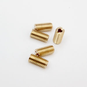 OEM Manufacturer Brass Thread/Threaded Inserts pictures & photos