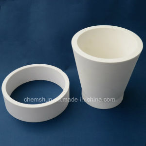 Wear Resistant Ceramic Pipe Cone as Cyclone Liner pictures & photos