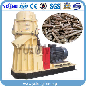 Hot Sale Flat Die Wood Pellet Mill with CE Approved pictures & photos