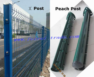 Welded Wire Mesh/ Welde Fence/ Security 3D Fence pictures & photos