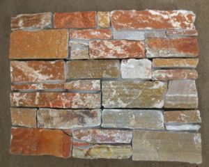 Rusty Slate Culture Stone for Exterior Wall Cladding (DXSC60)