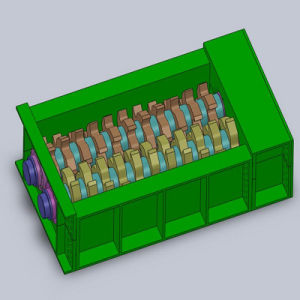 Plastic Shredder and Crusher pictures & photos