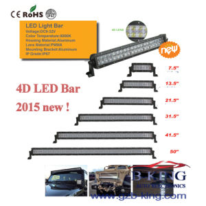 New 50′′ 300W 4D CREE LED Light Bar pictures & photos