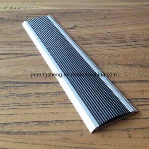 Flooring & Accessories Luminous Stair Nosing Stairs Protection Aluminum Anti-Slip Strip pictures & photos